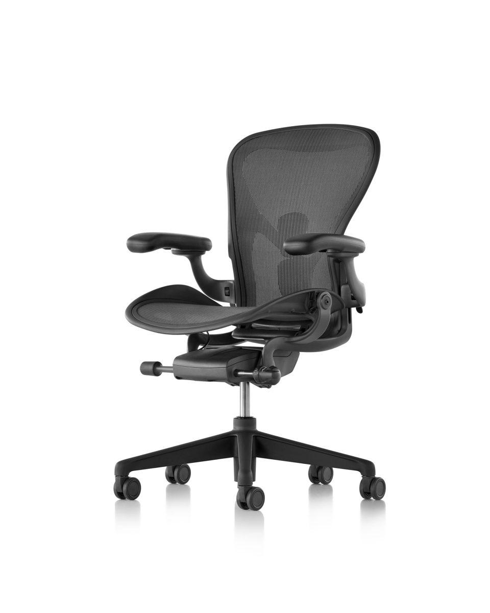 Herman Miller Aeron Best Ergonomic Chairs Singapore