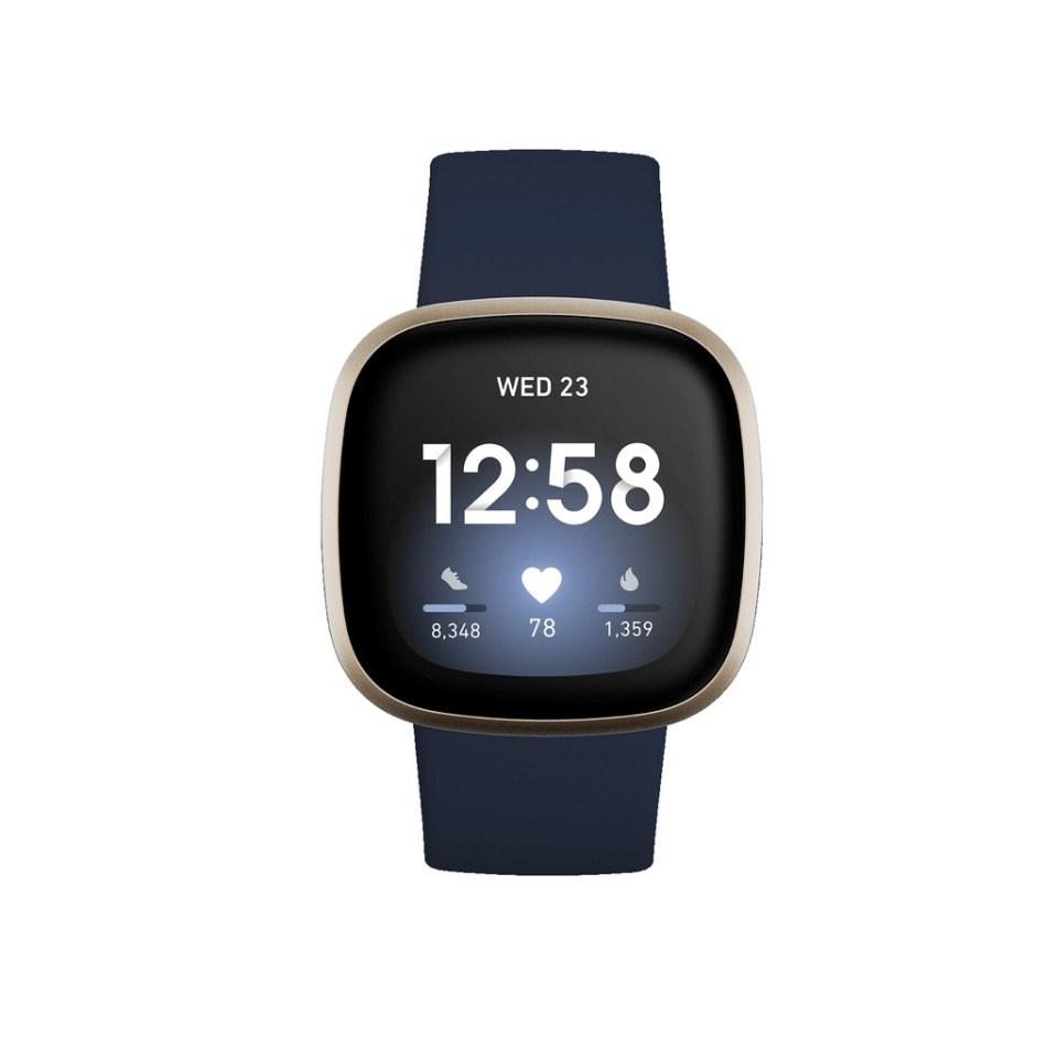 FITBIT Versa 3 Smart Watch Terbaik