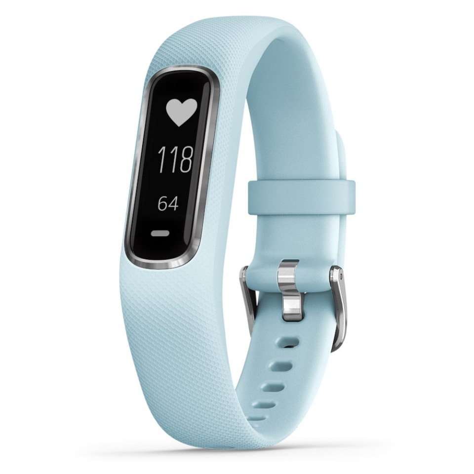 Garmin Vivosmart 4 Best Fitbits and Fitness Trackers in Singapore