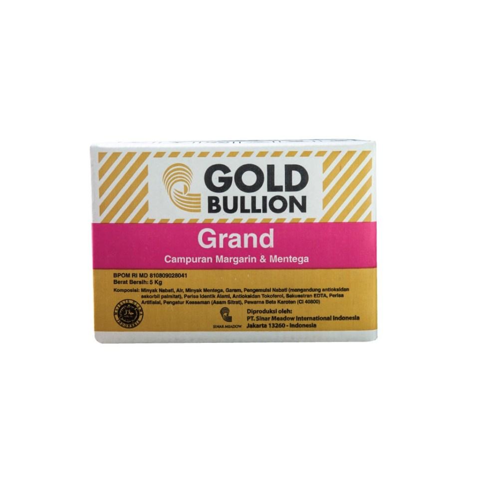 Gold Bullion Grand Butter Terbaik