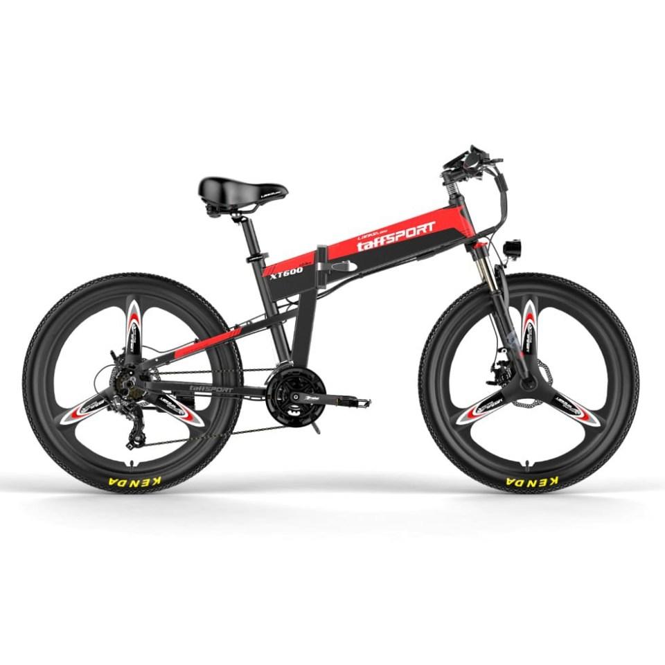 Lankeleisi XT600 Sepeda gunung terbaik