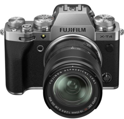 Fujifilm X-T4 Best Mirrorless Cameras in Singapore