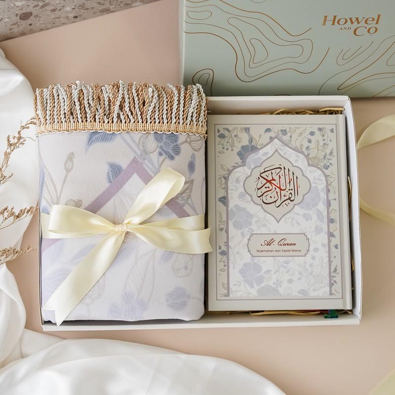 Sabrine Premium Prayer Set kado pernikahan terbaik