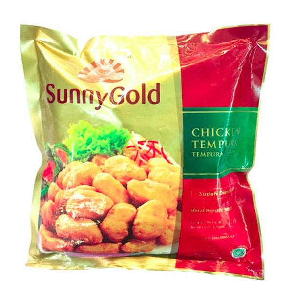 Sunnygold Chicken Tempura