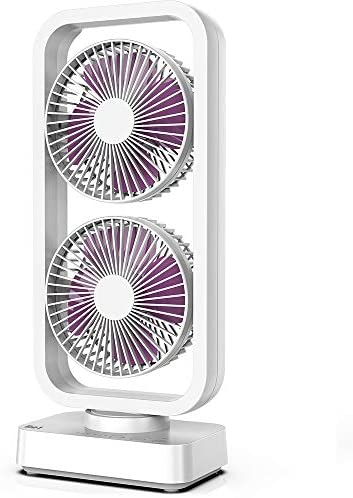 OPOLAR Cordless Rechargeable Oscillating Tower Fan