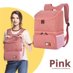 V-Coool Insulated Cooler Bag Backpack Mummy Bag Best Breastmilk Cooler Bags Singapore