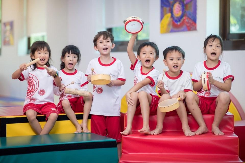 mindchamps preschools singapore