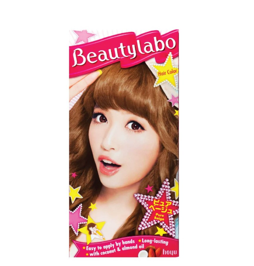 beautylabo cat rambut coklat yang bagus