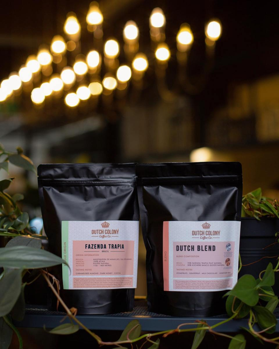 Dutch Colony Coffee Co coffee beans