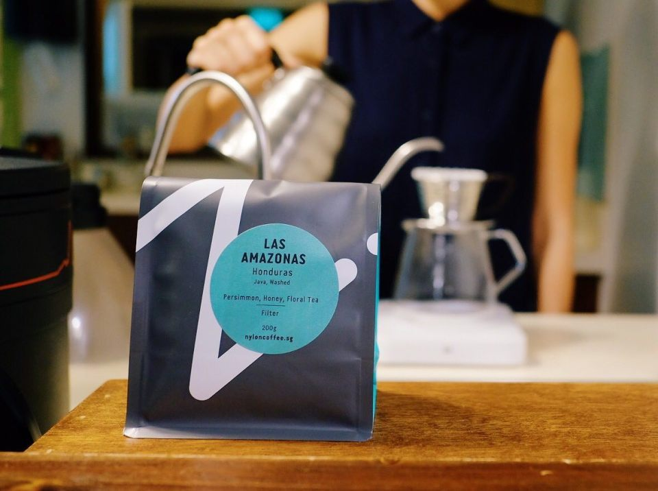Nylon Coffee Roasters coffee bean
