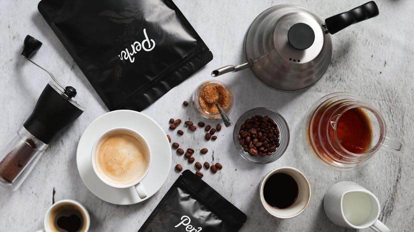Perk Coffee coffee bean