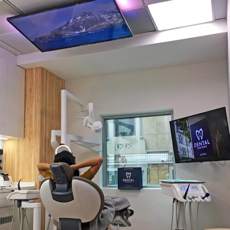 Dental Designs dentist clinics