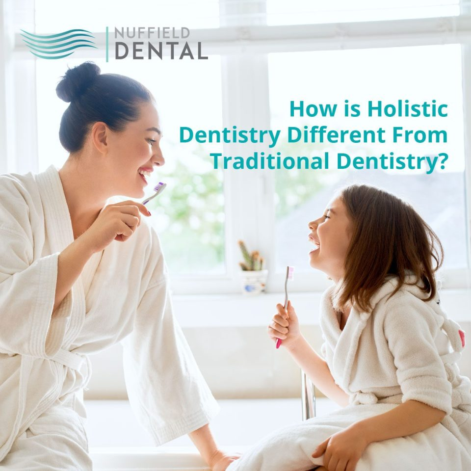 Nuffield Dental dentist clinic