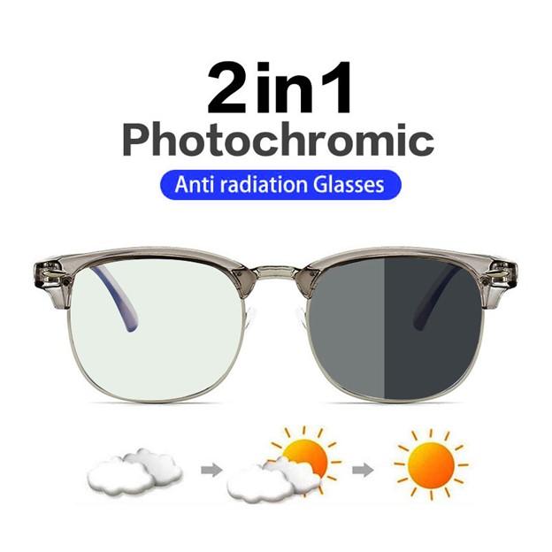 fashion photochromic anti-radiation glass philippines