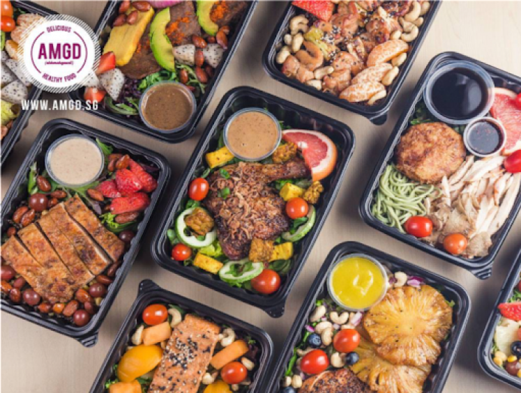 AMGD Meal Subscription Plan