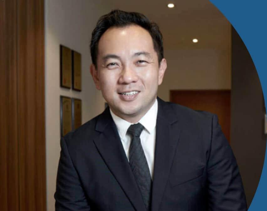 Dr Sean Ng orthopaedic
