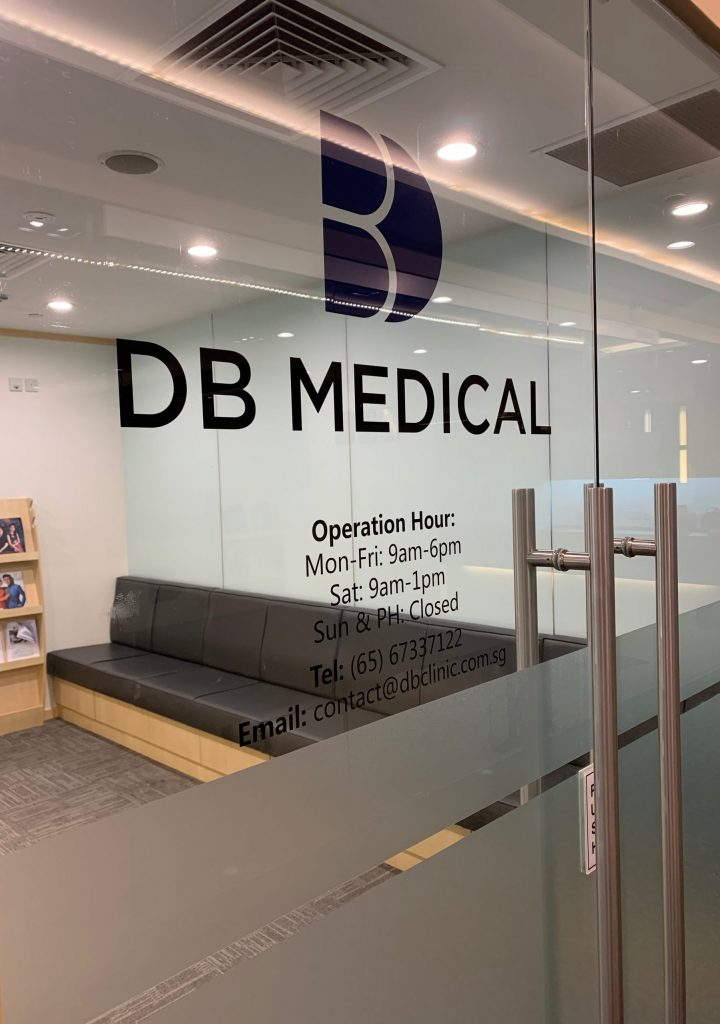 DB Medical women's clinics
