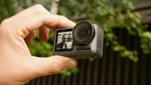 DJI Osmo Action action video camera singapore