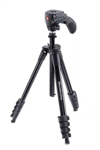 Manfrotto Compact Action tripods