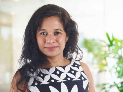 Ms Shrimathi Swaminathan