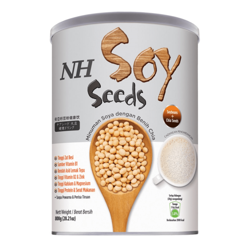 NH SOY Soybeans Chia Seeds Malaysia