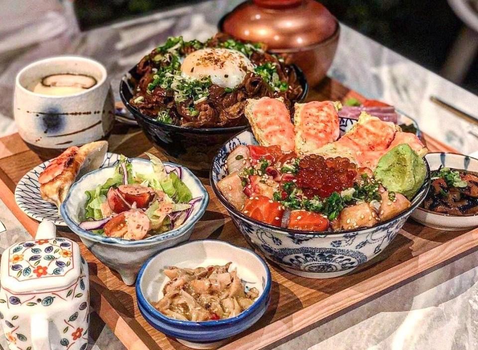 Omoté Japanese Restaurants Singapore