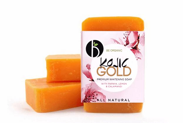 be organic kojic gold whitening soaps philippines