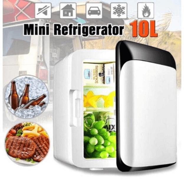 portable car and home mini fridge