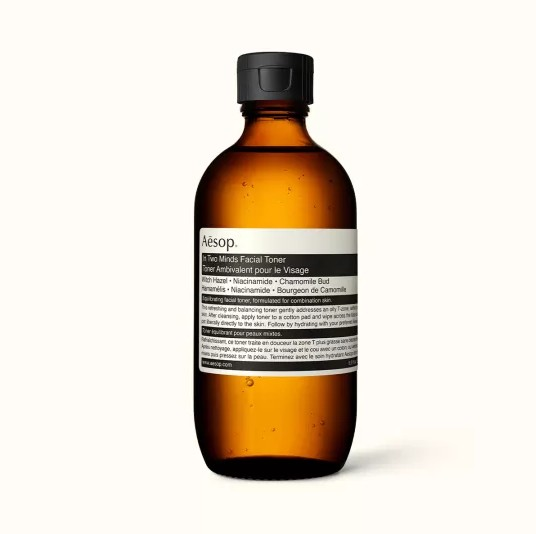 Aesop In Two Minds Facial Toner For Oily Skin Malaysia