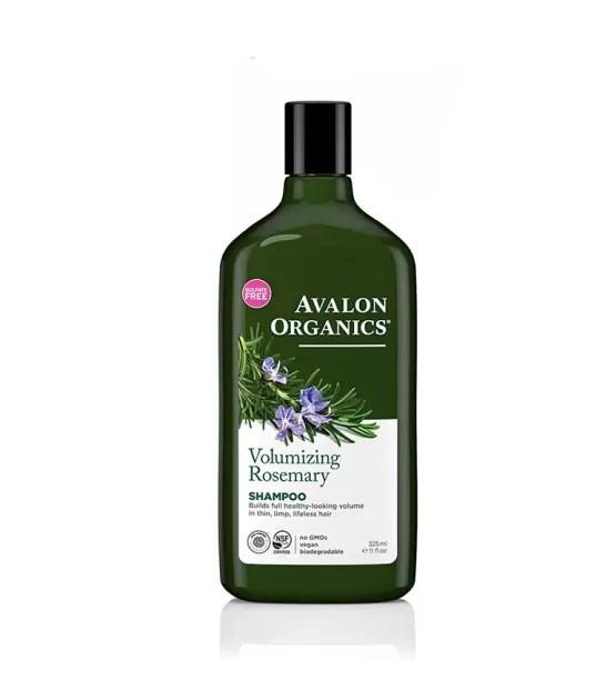 Avalon Organic Volumizing Rosemary Shampoo