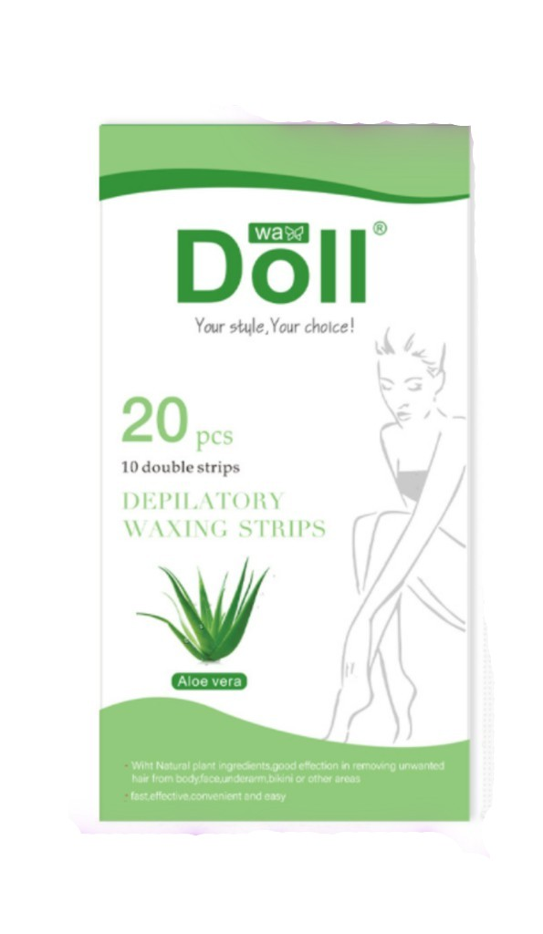 Doll Hair Removal Waxing Strips Malaysia