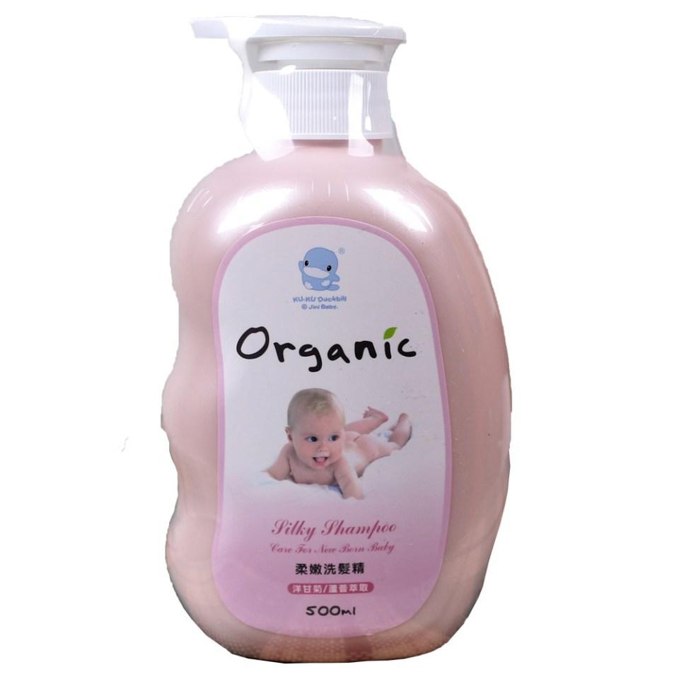 Kuku Duckbill Organic Silky Baby Shampoo