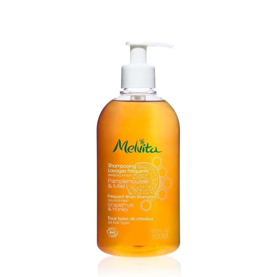 Melvita Organic Frequent Wash Organic Shampoo Malaysia