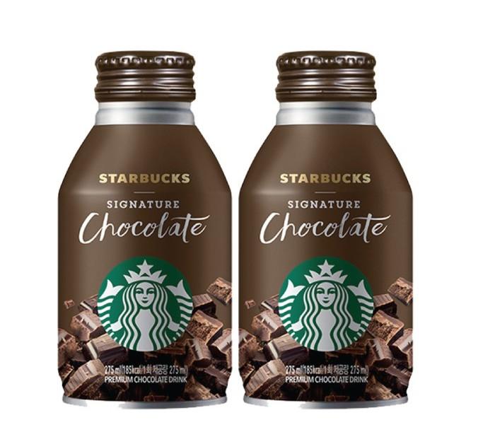 Starbucks Korea Signature Chocolate Drink Malaysia