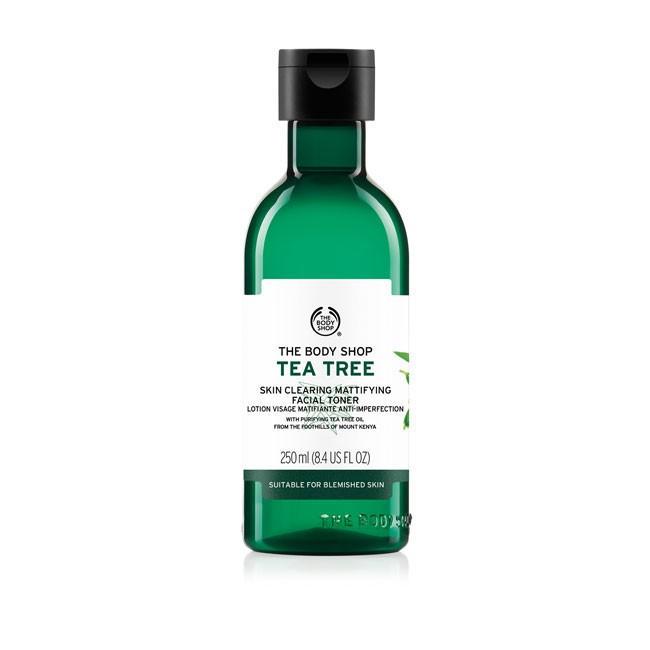 The Body Shop® Tea Tree Skin Clearing Mattifying Toner For Oily Skin Malaysia