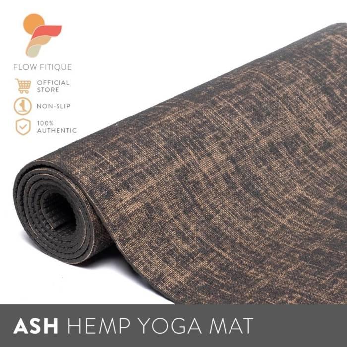 flow fitique hemp yoga mat philippines