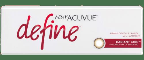 Acuvue 1 Day Define