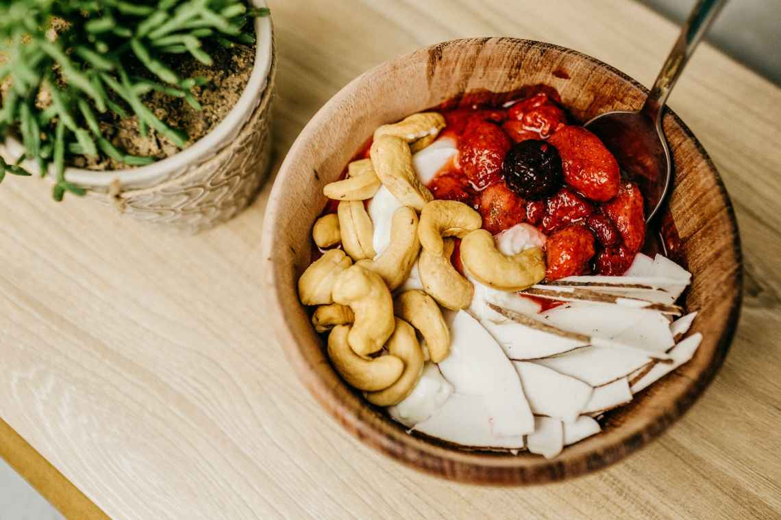 Best Healthy Snacks in Singapore