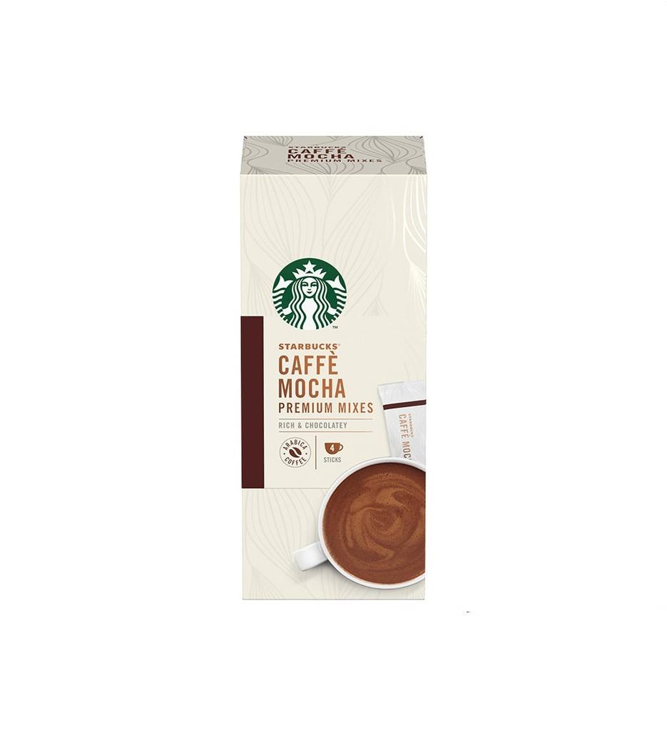 Starbucks® Caffè Mocha Premium Instant Mixes
