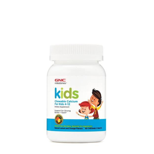 gnc milestones chewable calcium vitamin for kids philippines