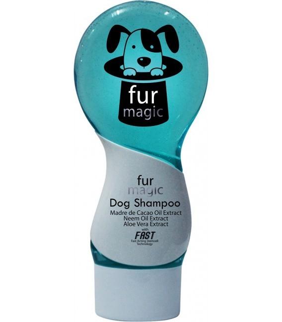 Fur Magic Blue