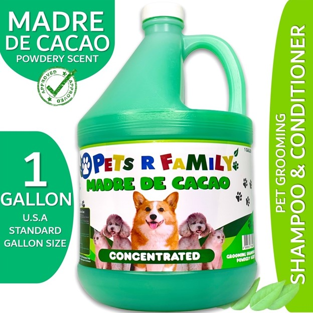 PETS R FAMILY Madre de Cacao dog Shampoo philippines