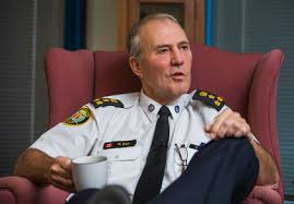 Ex-police chief Bill Blair to handle Canadian pot legalization file