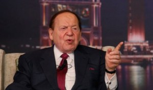 Sheldon Adelson Pressures Las Vegas Paper to Go Anti-Cannabis