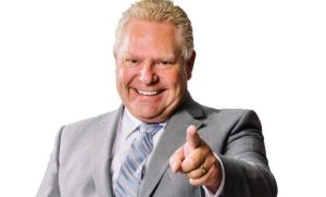 Doug Ford Sticking With The Ontario Liberal Pot Regime For Now