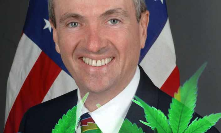 New Jersey Governor And Lawmakers Announce Marijuana Legalization Deal