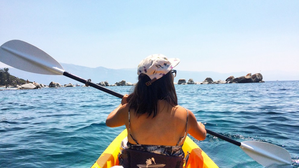 Travel Story: A Day and a Half in Lake Tahoe