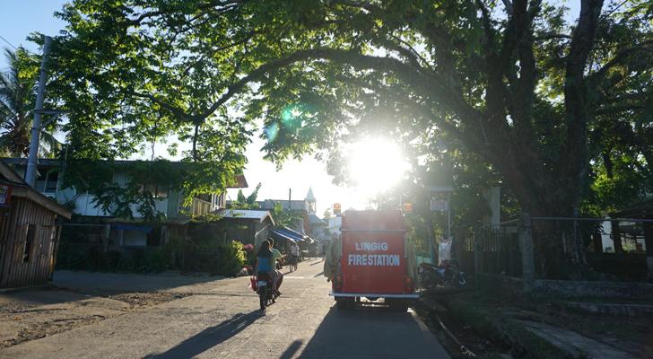 Lingig, Surigao del Sur