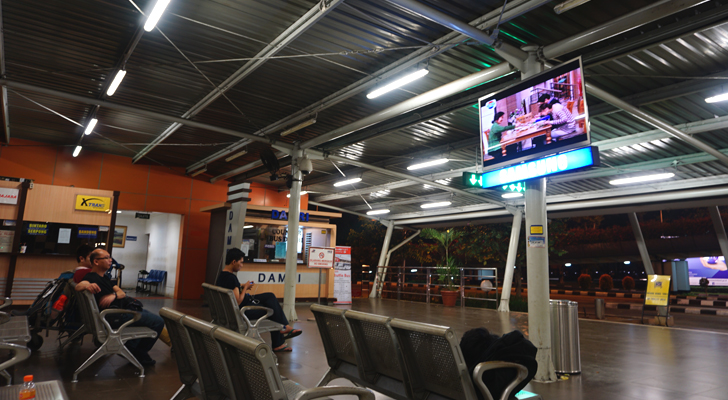 Glimpses of Jakarta - Damri