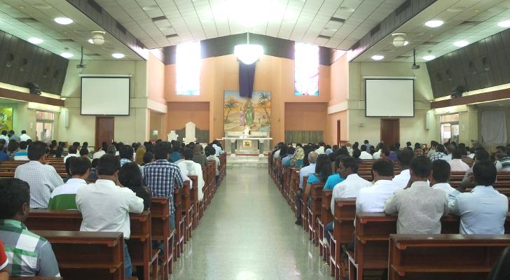Visita Iglesia Dubai - St. Joseph Cathedral